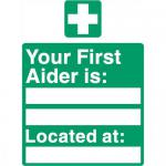 First Aid Signs Signs