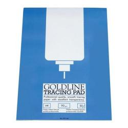Cheap Stationery Supply of Goldline Professional (A4) 90g/m2 Tracing Pad 50 Sheets (3 For 2) October - December 2015 GPT1A4Z-XX701 Office Statationery