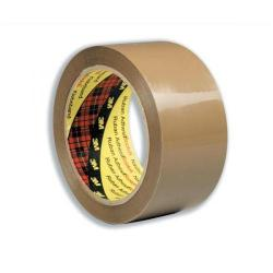 Cheap Stationery Supply of 3M Scotch Low Noise (48mm x 66m) Packaging Tape Buff (1 x Pack of 6) - Offer 2 for 1 (Nov 2015) 3120BT-XX50 Office Statationery