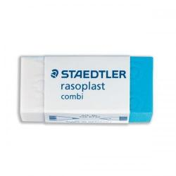 Cheap Stationery Supply of Staedtler rasoplast Combi (42mm x 18mm x 12mm) Eraser Combination for Ink and Graphite (1 x Pack of 30) 526BT30 Office Statationery