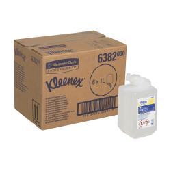 Cheap Stationery Supply of Kleenex Moisturising Gel Hand Sanitiser 1 Litre 6382 Office Statationery