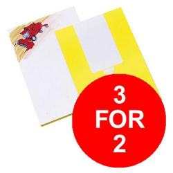 Cheap Stationery Supply of Goldline (A4) Marker Pad Bleedproof 70g/m2 100 Pages (White) Pack 5 (3 For 2) July - September 2016 GPB1A4Z-XX904 Office Statationery