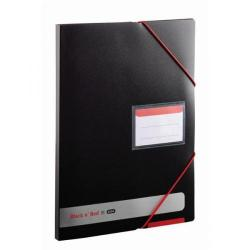 Cheap Stationery Supply of Black n Red by Elba (A4) Polypropylene Covered Display Book (Opaque) - OFFER Buy 4 and Get Free Notebook (Jan-Dec 2017) 400050725-XX1 Office Statationery