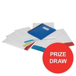 Cheap Stationery Supply of Tyvek (E4) Gusseted Envelopes Extra Capacity Strong 406x305x50mm White (1 x Pack of 20 Envelopes) - Competition OFFER (Jan-Mar 2017) 67184-XX4 Office Statationery