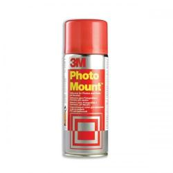 Cheap Stationery Supply of 3M PhotoMount Adhesive Spray Can CFC-Free Non-Yellowing 400ml PMOUNT Office Statationery