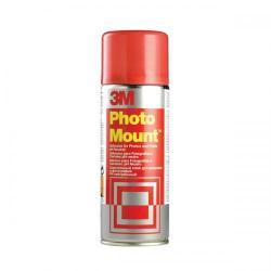 Cheap Stationery Supply of 3M PhotoMount Adhesive Spray Can CFC-Free Non-Yellowing (200ml) HPMOUNT Office Statationery