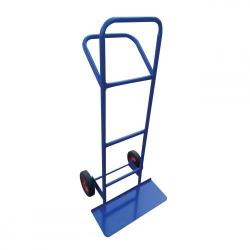 Cheap Stationery Supply of 5 Star Facilities Carrying Trolley for Stacking Chairs with Steel Frame 2 Rubber Wheels 47800 Office Statationery