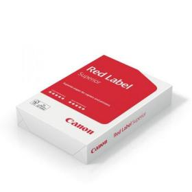 Canon Red Label Multifunctional Paper Ream Wrapped 100gsm A4 White ref 97001535 500 Sheets