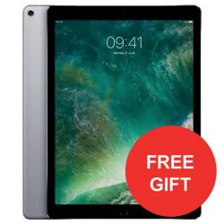 Cheap Stationery Supply of Apple iPad Pro (10.5 inch Multi-Touch) Tablet PC 256GB WiFi Bluetooth Camera Retina Display iOS10 (Space Grey) - OFFER FREE Case Jan 3/18 MPDY2B/A-XX Office Statationery