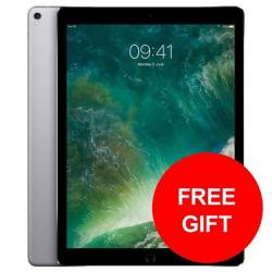 Cheap Stationery Supply of Apple iPad Pro (10.5 inch Multi-Touch) Tablet PC 64GB WiFi + Cellular Bluetooth Camera Retina Display iOS10 (Space Grey) - OFFER FREE Case Jan 3/18 MQEY2B/A-XX Office Statationery