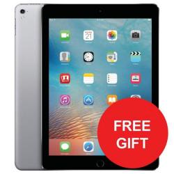 Cheap Stationery Supply of Apple iPad (9.7 inch Multi-Touch) Tablet PC 32GB A9 Chip WiFi Bluetooth Camera Retina Display iOS 10 Touch-ID (Space Grey) - OFFER FREE Case Jan 3/18 MP2F2B/A-XX Office Statationery