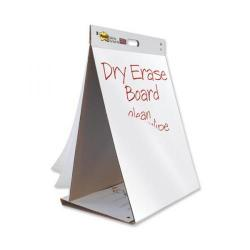 Cheap Stationery Supply of 3M Table Top Meeting Chart Pad with 20 Sheets and Dry Erase Board (White) - OFFER 3 for 2 (Apr-Jun 2018) 546306-X Office Statationery