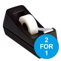 Cheap Stationery Supply of Scotch C38 Magic Tape Dispenser Desktop with 3 Rolls 19mmx33m 9-1933R3C 2 for 1 Dec 2018 Office Statationery