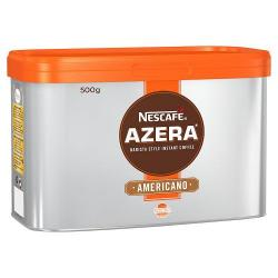 Cheap Stationery Supply of Nescafe Azera Barista Style Instant Coffee Americano 500g 12284221 2 for 1 Sept 19 Office Statationery