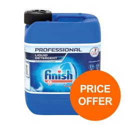 Cheap Stationery Supply of Finish Professional Liquid Detergent 5 Litre RB535561 Price Offer Jul-Sep 2019 Office Statationery