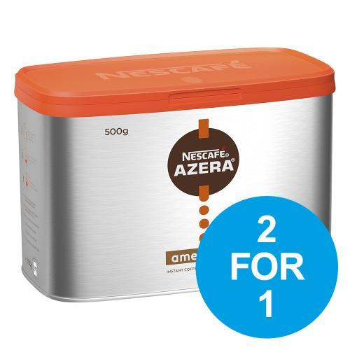 2 FOR 1 ON NESCAFE AZERA