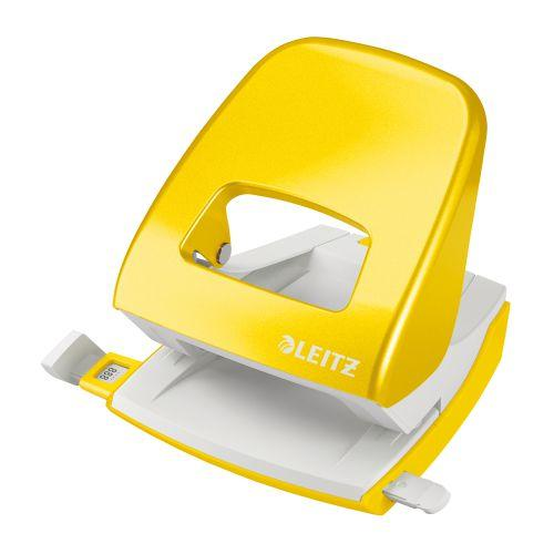 FREE HOLE PUNCH WITH LEITZ STAPLER