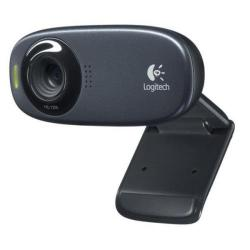 Cheap Stationery Supply of Logitech C310 (5MP) HD Webcam with 1.5m Cable C310 960-000586 Office Statationery