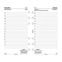 Cheap Stationery Supply of Filofax 2014 Day Per Page Diary Refill for Personal Organisers 6844114 Office Statationery