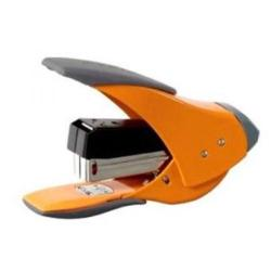 Cheap Stationery Supply of Rexel Easy Touch Low Force Quarter Strip Stapler Capacity 20 Sheets (Orange) 2102634 Office Statationery