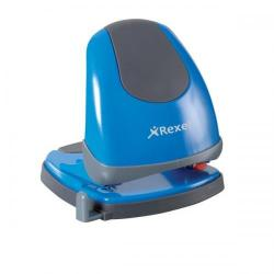 Cheap Stationery Supply of Rexel Easy Touch Low Force 2 Hole Punch (Blue) 2102641 Office Statationery