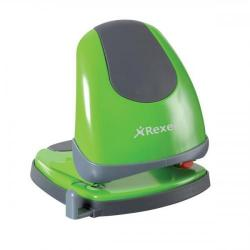 Cheap Stationery Supply of Rexel Easy Touch Low Force 2 Hole Punch (Green) 2102643 Office Statationery