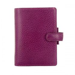 Cheap Stationery Supply of Filofax Finsbury Mini Personal Organiser Raspberry 25398 Office Statationery