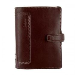 Cheap Stationery Supply of Filofax Holborn Pocket Personal Organiser Brown 425119 Office Statationery