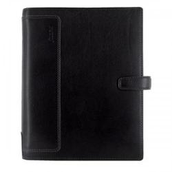 Cheap Stationery Supply of Filofax Holborn Personal Organiser (A5) Black 425118 Office Statationery