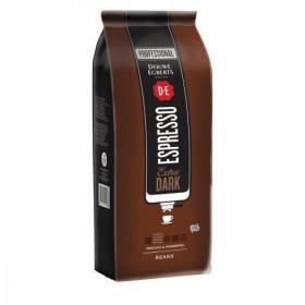 Douwe Egberts Extra Dark Roast Espresso Coffee Beans 1kg Ref 4045004