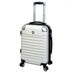Cheap Stationery Supply of Juscha Compass (55cm) Travel Trolley Case Expandable (Off White) 45507 Office Statationery