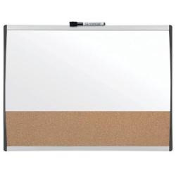Cheap Stationery Supply of Rexel (585x430mm) Magnetic Dry Erase Combination Arched Frame 1903810 Office Statationery