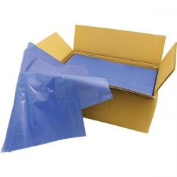 Cheap Stationery Supply of HSM Plastic Shredder Bags (Blue) for Shredders (Pack of 50) 1410995001 Office Statationery
