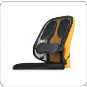 Fellowes Professional Series Mesh Back Support Padded Ref 8029901