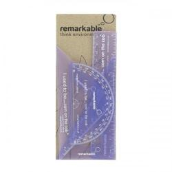 Cheap Stationery Supply of Remarkable Biodegradable Geometry Set (Purple) 7231-0000-009 Office Statationery