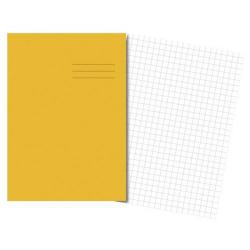 Cheap Stationery Supply of Cambridge (A4) Exercise Book Quadrille 10mm 64 Pages (Yellow) - Pack 50 100106015 Office Statationery