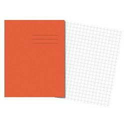 Cheap Stationery Supply of Cambridge Exercise Book Quadrille 10mm 80 Pages (Orange) - Pack 100 100104923 Office Statationery