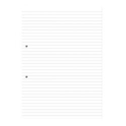 Cheap Stationery Supply of Cambridge (A4) Exercise Paper Ruled 8mm Punched 2 Hole 75gsm (Pack 5 x 500 Sheets) 100105063 Office Statationery