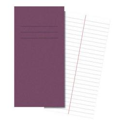 Cheap Stationery Supply of Cambridge Exercise Book Ruled 7mm 32 Pages (Purple) - Pack 100 400004419 Office Statationery