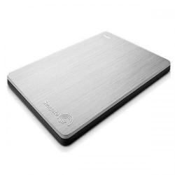 Cheap Stationery Supply of Seagate Slim Portable STCD500204 (500GB) Hard Drive 2.5 inch USB 3.0 (External) Silver 61559 Office Statationery