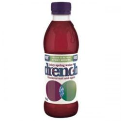 Cheap Stationery Supply of Drench (400ml) Blackcurrant and Apple Soft Drink Bottle (1 x Pack of 24 Bottles) A02112 Office Statationery