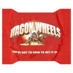 Cheap Stationery Supply of Burtons Original Wagon Wheels Individually Wrapped (Pack of 18) 14013 14013 Office Statationery
