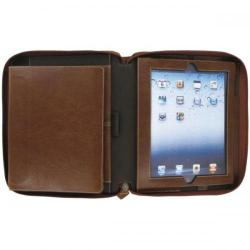 Cheap Stationery Supply of Filofax Malden Zip Leather Personal Organiser (Ochre) for iPad 2/3 025824 Office Statationery