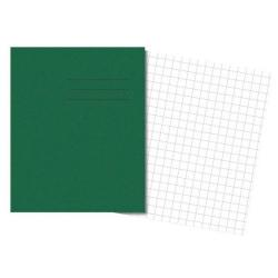 Cheap Stationery Supply of Cambridge Exercise Book 75gsm Quadrille 10mm 48 Pages (Dark Green) - Pack 100 100105234 Office Statationery