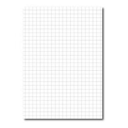 Cheap Stationery Supply of Cambridge (A4) Exercise Paper Quadrille 10mm 75gsm (Pack 5 x 500 Sheets) 100101547 Office Statationery