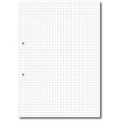 Cheap Stationery Supply of Cambridge (A4) Exercise Paper Quadrille 7mm 75gsm (Pack 5 x 500 Sheets) 100100612 Office Statationery