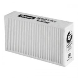 Cheap Stationery Supply of Fellowes (140x70mm) Medium Clear Air Fine Dust Printer Filter (White) 8025201 Office Statationery