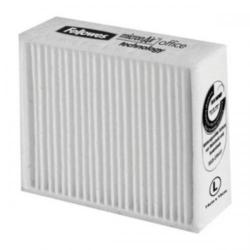 Cheap Stationery Supply of Fellowes (140x100mm) Large Clear Air Fine Dust Printer Filter (White) 8025301 Office Statationery