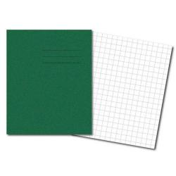 Cheap Stationery Supply of Cambridge Exercise Book Quadrille 10mm 32 Pages (Green) - Pack 100 100100523 Office Statationery