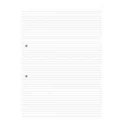 Cheap Stationery Supply of Cambridge (A4) Exercise Paper Ruled 6mm Punched 2 Hole (Pack 5 x 500 Sheets) 100103482 Office Statationery